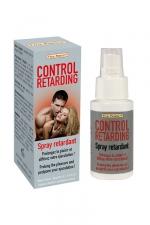 Control Retarding : Prolongez le plaisir sexuel et différez votre éjaculation.