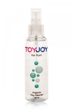 Nettoyant SexToys ToyJoy 150ml : Spray nettoyant pour sextoys, anti-bactérien et hypo-allergénique.
