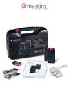 Malette électro-stimulation Pure Vibes 3 fonctions - Mystim - La mallette Mystim de base pour découvrir une nouvelle ère dans l'électro-stimulation !