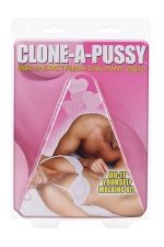Clone A Pussy Kit - The Original : Faites comme les stars du porno: grâce au kit Clone A Pussy immortalisez votre vagin et vos lèvres vaginales.
