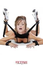 Harnais multi fonctions Position Master - Fetish Fantasy Series : Donnez libre court à vos fantasmes et expérimentez de nouvelles positions avec ce kit d'attaches dédié aux plaisirs du sexe.