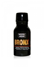 Poppers Bronx 13 ml : Arôme Bronx, un des poppers les plus connus et les plus anciens d'Europe, à base de propyl.