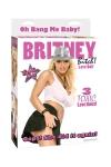 Poupée gonflable Britney  - Poupée gonflable à l'image de  Britney Bitch avec 3 orifices utilisables.