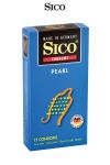 12 préservatifs Sico PEARL
