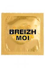 Préservatif humour - Breizh Moi : Préservatif Breizh Moi, un préservatif personnalisé humoristique de qualité, fabriqué en France, marque Callvin.